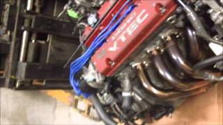 JDM Honda Prelude BB6 H22A Type S Vtec Engine, 5 speed transmission, Ecu, h22 swap Red Top motor | JDM RHD Cars, Engines, Parts, Online Shop
