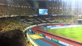 Elephant Army Piala Malaysia 2014 PAHANG VS JDT
