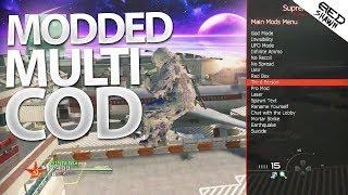 Multi-CoD Modded Trickshotting! (Creative Trickshot Challenge)