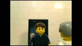 I am Number Four Lego Trailer