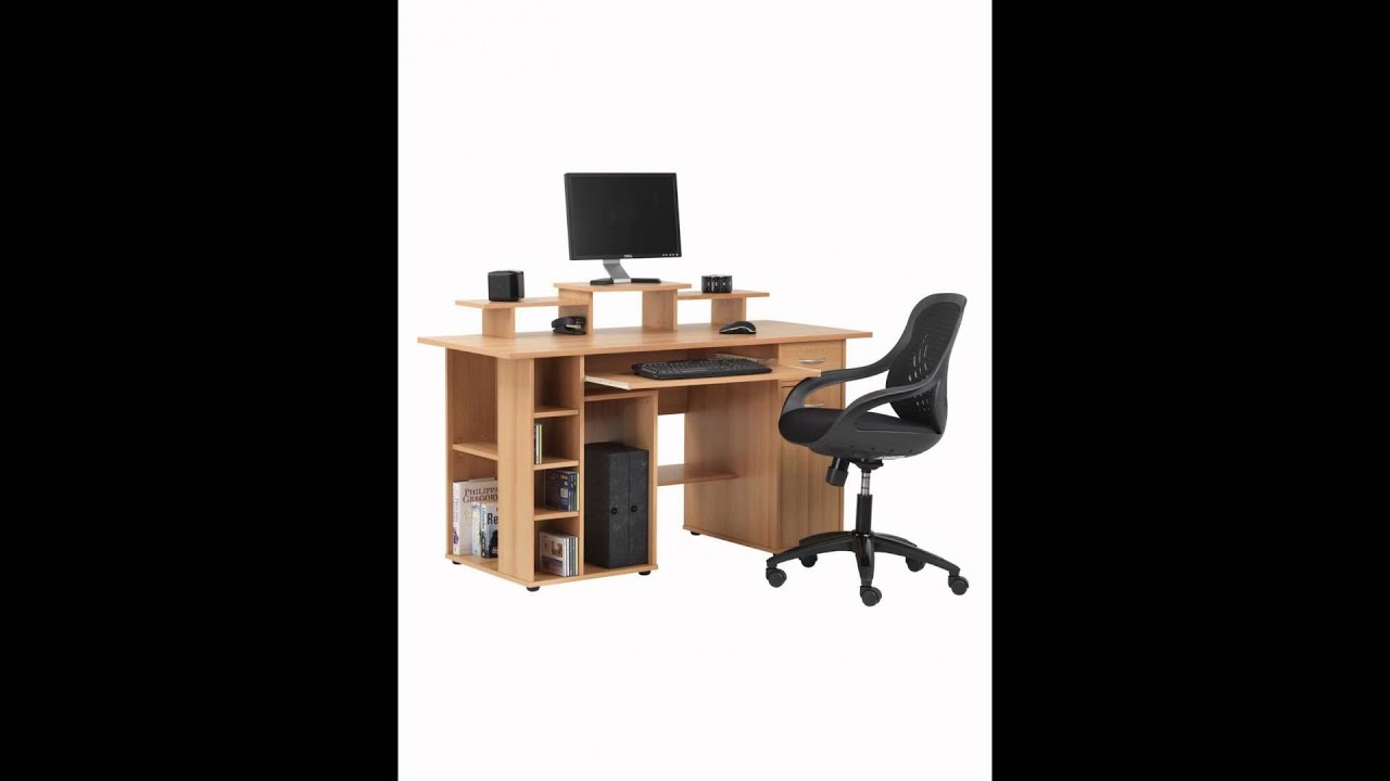 San Go Computer Desk From Direct Office Supply