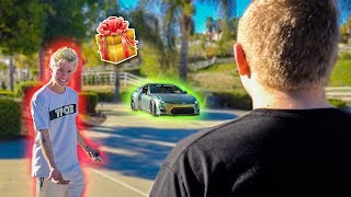 I PRANKED Him 3 Times, Then Revealed His New DREAM CAR!