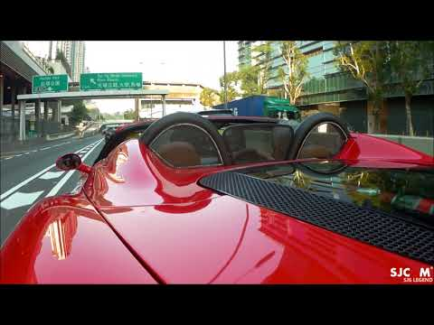 Moon Walk (Lady in Red) Ferrari 360 spider Roaming for Screen Saver 25 mins , Get relax, 2017