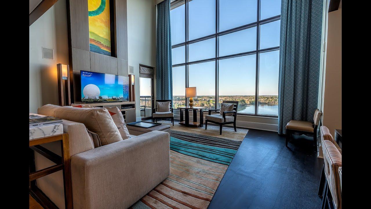 DVC-Rental.com - Bay Lake Tower 3-Bedroom Grand Villa Lake ...