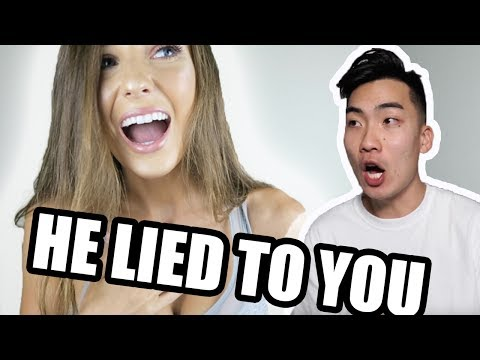 RESPONSE TO RICEGUM'S *DISS TRACK* - HE LIED TO YOU