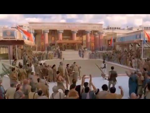 Самый Зрелищный Исторический фильм Елена Троянская Троя Troy #классный# - Видео онлайн
