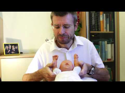 Kleinkinder und Augentropfen - Der Kinderarzt vom Bodensee