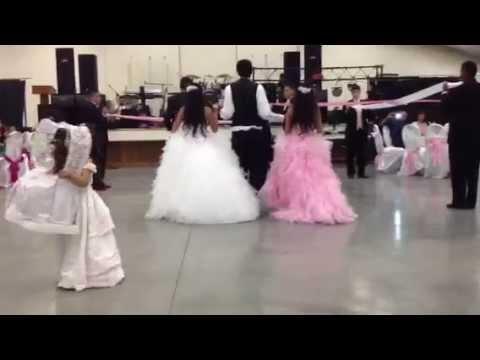 51a0466ee73 Padilla Twins XV waltz - YouTube