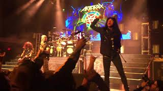 Anthrax - Caught in a Mosh (Live @ London Music Hall 2018)