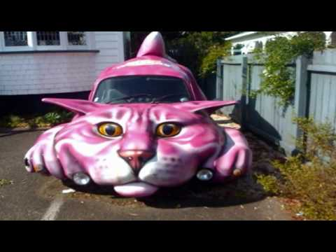 Strange Cars Youtube