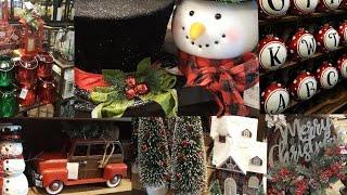 Shop With Me• Kirkland's • Christmas Decor