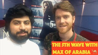 The 5th Wave with MaxOfArabia in Dubai !!