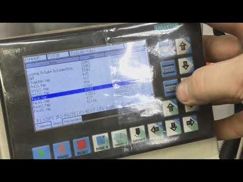 Автономный контроллер для ЧПУ. DDCS V2.1 Часть 1/2