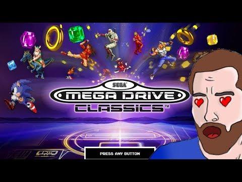 JUGANDO RETRO GAMES #1 | SEGA Mega Drive & Genesis Classics thumbnail