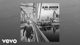 Alan Jackson - Write It In Red (Official Audio)