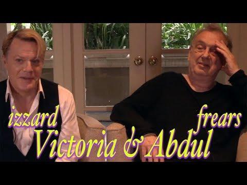 DP/30: Victoria & Abdul, Eddie Izzard, Stephen Frears