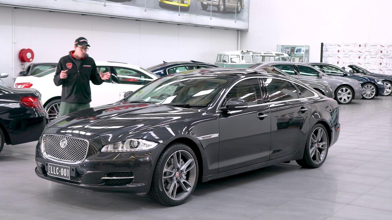 JAGUAR XJ **LWB** 5.0L V8 Premium Luxury (2011) - Lorbek In 60 Seconds - YouTube
