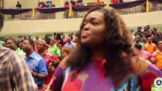 Panam Percy Paul Ministering at RCCG, The Kings Palace on April 23rd, 2016