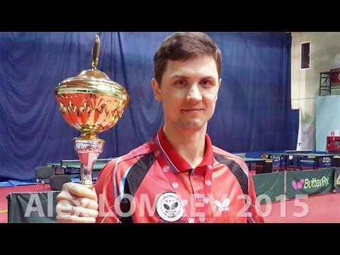 Alexey LIVENTSOV - Andrey BAIBULDIN. Moscow Championships-2015