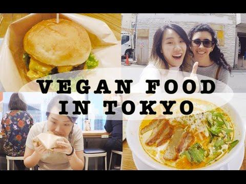 VEGAN VLOG: WHERE TO EAT IN TOKYO