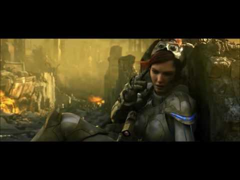 Blackheart - Two Steps From Hell - Starcraft ll Cinematic