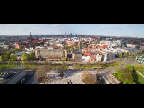 Hannover Drone Video Tour | Expedia