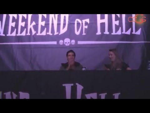 Weekend of Hell 2015  Billy Wirth Q&A