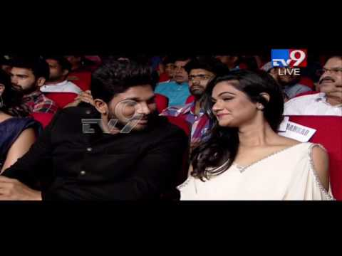 DJ's Seeti Maar song performed @ DJ audio launch - TV9