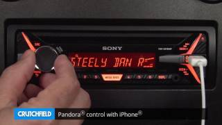 sony CDX-G3150UP Display and Controls Demo  Crutchfield Video