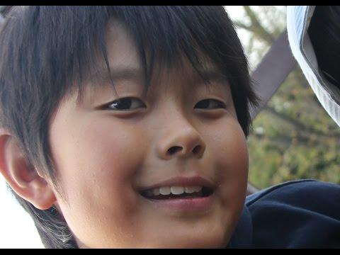 0歳→10歳男子、顔の成長記録を60秒で見る! Flip pictures of my son( 0-10 years old)