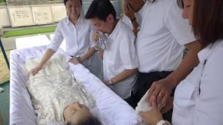 Last Viewing, Ate Celia's Burial