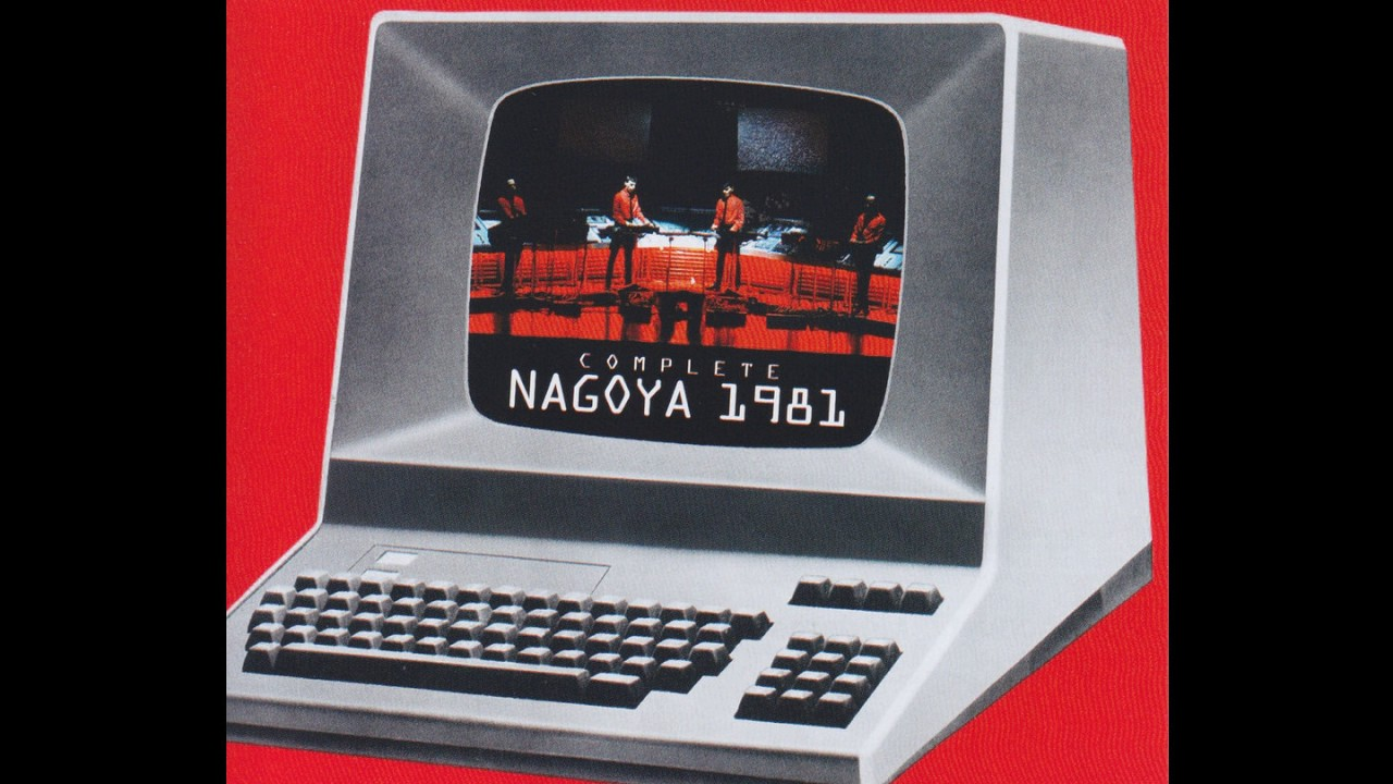 Kraftwerk - Live in Nagoya 13.09.1981 (Promotion)