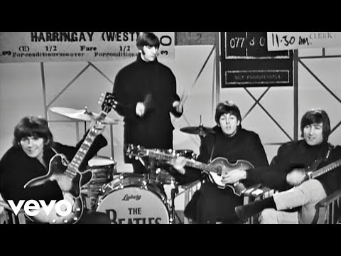 Клип The Beatles - Ticket to Ride