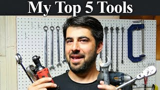 My Top 5 Best Mechanic Tools