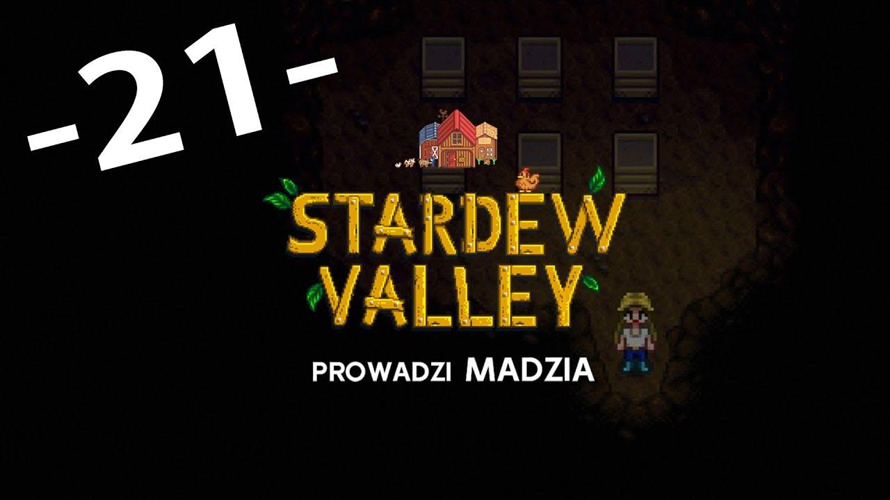 Stardew Valley #21 – Jaskinia od Demetriusa