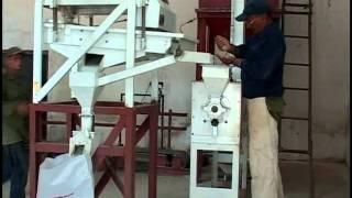 Nuevo molino de arroz mejora condiciones para la producción del cereal en Cienfuegos
