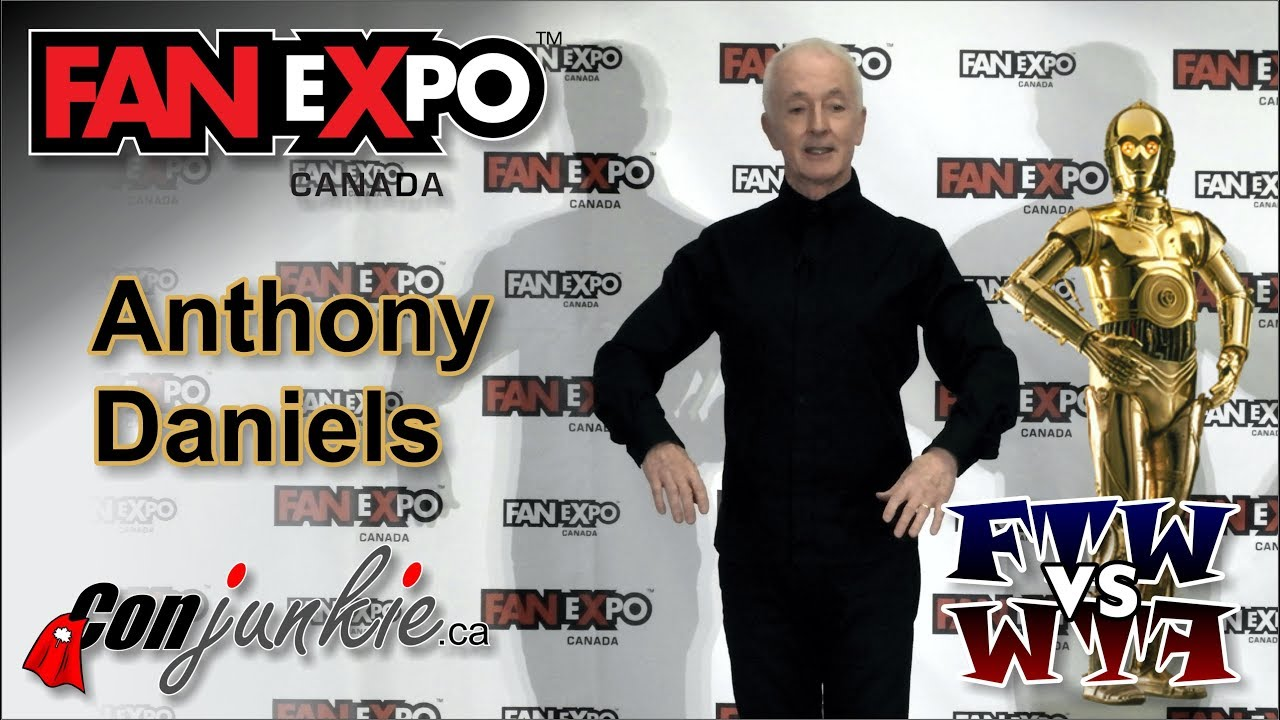 Watch Anthony Daniels (born 1946) video