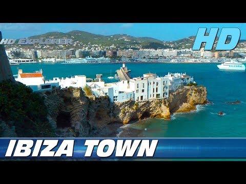 Ibiza town / Eivissa (Spain)
