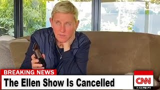 Ellen Show Is Ly Cancelled After This...