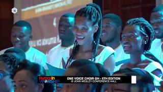 EXCERPTS FROM HYMNS IN WORSHIP 2018
