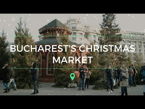 Bucharest's Christmas Market | Discover Romania | Rent For Comfort Agency