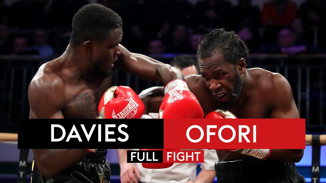 FULL FIGHT! Ohara Davies vs Jeff Ofori