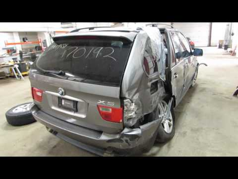 Parting out a 2006 BMW X5 - 170192 - Tom's Foreign Auto Parts