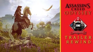 Assassins Creed Odyssey Trailer Analysis