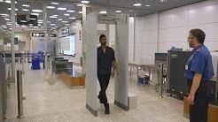 Sicherheitskontrollen am Flughafen Zürich