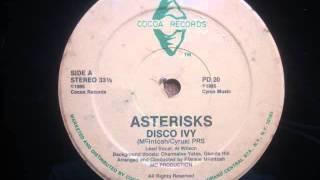 Asterisks   Disco Ivy