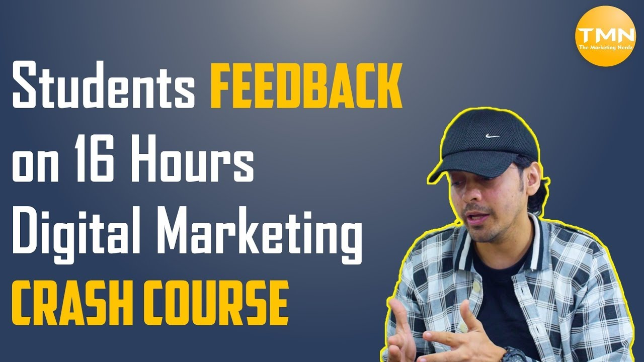 While those things are still essential, a significant part must also include a digital marketing strategy. Digital Marketing Course Review By Rajvi Shah - The ...
