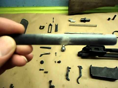 Model Of 1917 Eddystone Rifle Restoration Vulcan Gun Refinishing