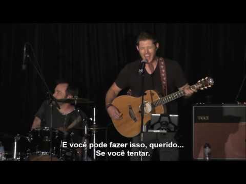 Simple Man - Jensen Ackles (Cover) ; Legendado.