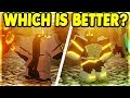 Maxed Mage VS Warrior *Beastmaster Scythe's* | Roblox: Dungeon Quest